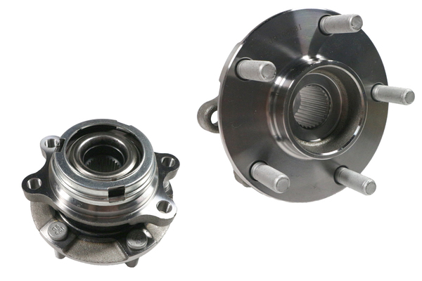 NISSAN PATHFINDER R52 WHEEL HUB FRONT LEFT HAND SIDE