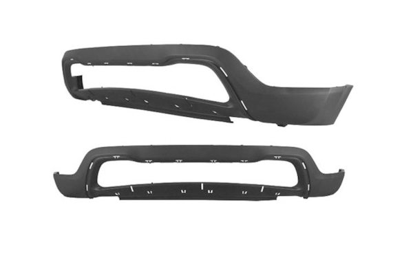 JEEP GRAND CHEROKEE WK SERIES 2 BAR COVER FRONT LOWER