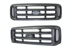 FORD F250 GRILLE FRONT