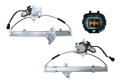 NISSAN MICRA K12 FRONT WINDOW REGULATOR RIGHT HAND SIDE