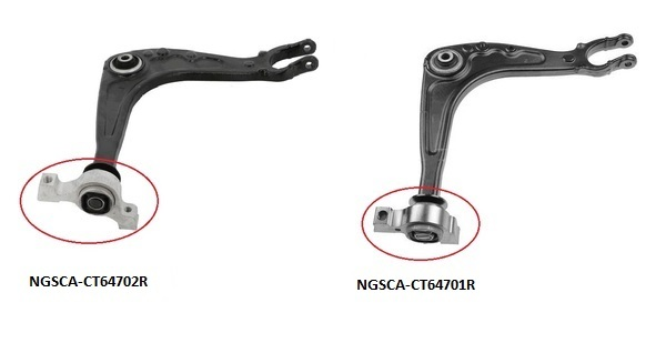 CITREON C6 CONTROL ARM RIGHT HAND SIDE FRONT LOWER