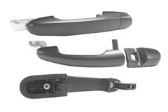 HYUNDAI TUCSON JM DOOR HANDLE RIGHT HAND SIDE REAR