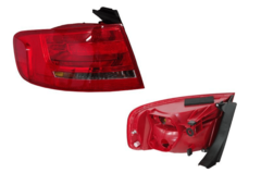 AUDI A4 B8 TAIL LIGHT LEFT HAND SIDE