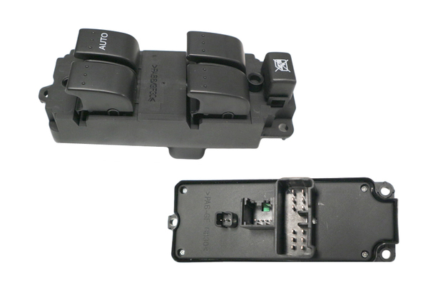 MAZDA 3 BK WINDOW SWITCH FRONT RIGHT HAND SIDE