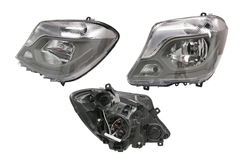MERCEDES SPRINTER W906 HEADLIGHT LEFT HAND SIDE