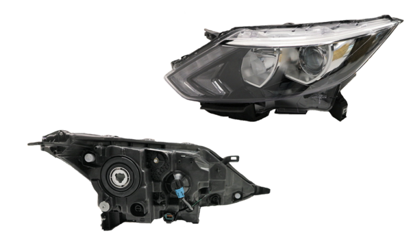 NISSAN QASHQAI J11 HEADLIGHT LEFT HAND SIDE