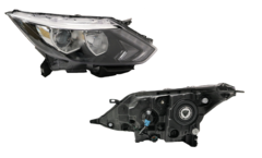 NISSAN QASHQAI J11 HEADLIGHT RIGHT HAND SIDE