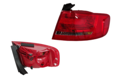 AUDI A4 B8 TAIL LIGHT RIGHT HAND SIDE