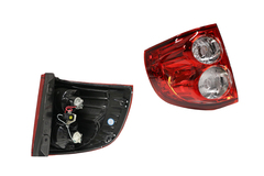GREAT WALL X240 CC TAIL LIGHT LEFT HAND SIDE LOWER