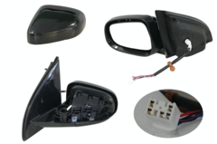 FORD FALCON FG DOOR MIRROR LEFT HAND SIDE