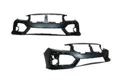 HONDA CIVIC FK BAR COVER FRONT