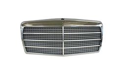 MERCEDES BENZ S-CLASS W126 GRILLE FRONT