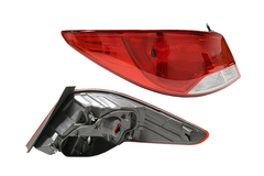 HYUNDAI ACCENT RB SERIES 2 TAIL LIGHT LEFT HAND SIDE