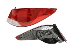 HYUNDAI ACCENT RB SERIES 2 TAIL LIGHT RIGHT HAND SIDE