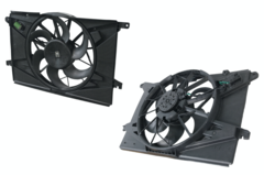 FORD FALCON BF SERIES 2 RADIATOR FAN