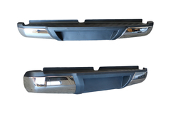 NISSAN NAVARA D23 NP300 REAR BAR COVER