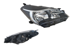 TOYOTA YARIS NCP130/NCP131 HEADLIGHT RIGHT HAND SIDE