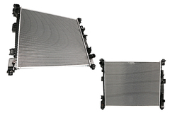 JEEP GRAND CHEROKEE WK RADIATOR