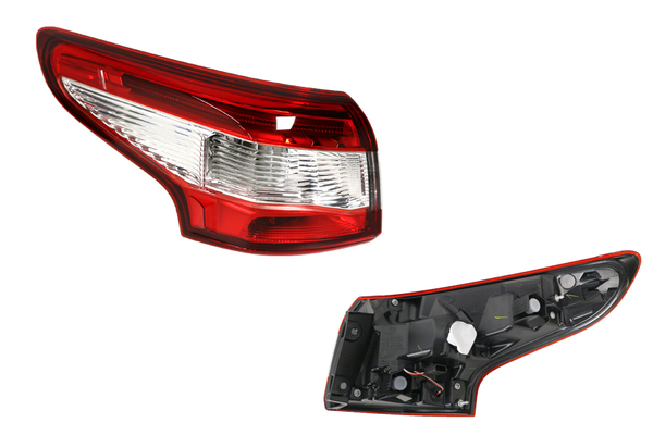 NISSAN QASHQAI J11 TAIL LIGHT OUTER LEFT HAND SIDE