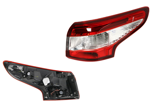 NISSAN QASHQAI J11 TAIL LIGHT OUTER RIGHT HAND SIDE