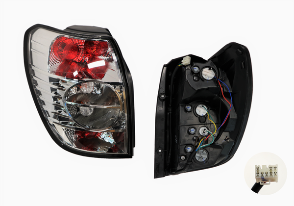 HOLDEN CAPTIVA 7 CG TAIL LIGHT LEFT HAND SIDE