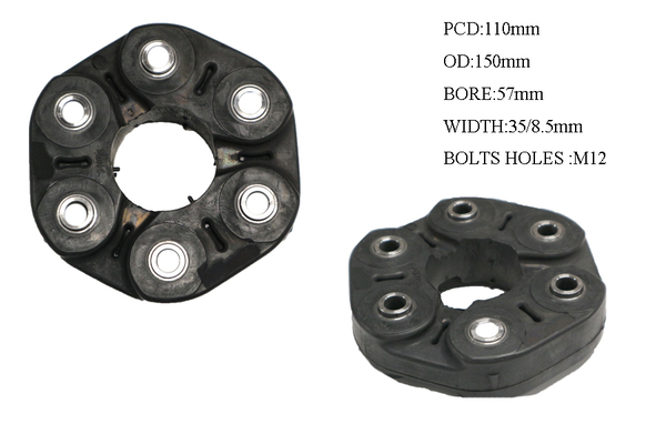 HOLDEN COMMODORE VZ VE TAIL SHAFT COUPLING