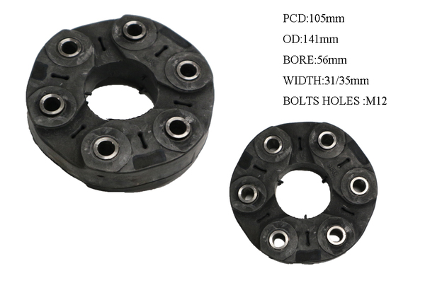FORD FALCON BA BF TAIL SHAFT COUPLING