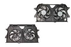 CHRYSLER VOYAGER RG RADIATOR FAN
