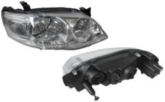 FORD FALCON BF SERIES 2 HEADLIGHT RIGHT HAND SIDE