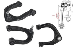 MAZDA BT-50 UP 2WD/4WD CONTROL ARM RIGHT HAND SIDE FRONT UPPER