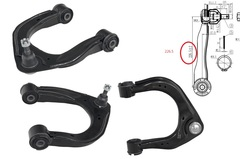 FORD RANGER PX CONTROL ARM RIGHT HAND SIDE FRONT UPPER