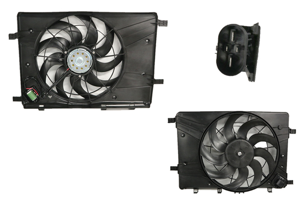 HOLDEN CRUZE JG RADIATOR FAN