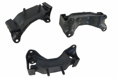 SUBARU LIBERTY EJ22 ENGINE MOUNT REAR