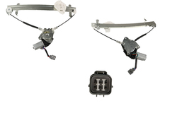 SUBARU LIBERTY BN/BS WINDOW REGULATOR RIGHT HAND SIDE FRONT