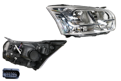 FORD TRANSIT VO HEAD LIGHT RIGHT HAND SIDE