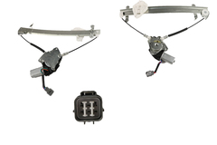 SUBARU OUTBACK BS GEN 5 WINDOW REGULATOR LEFT HAND SIDE FRONT