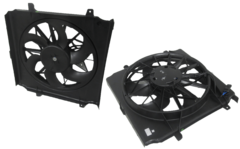 JEEP CHEROKEE KJ  RADIATOR FAN