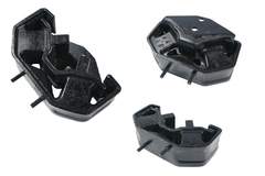SUBARU LIBERTY BC ~ BF ENGINE MOUNT REAR