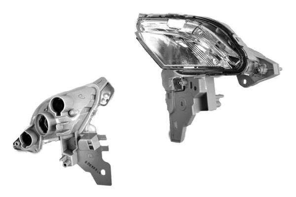 MAZDA CX-3 DK SER 2 FRONT BAR LIGHT LEFT HAND SIDE