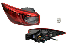 MAZDA CX-3 DK TAIL LIGHT OUTER LEFT HAND SIDE