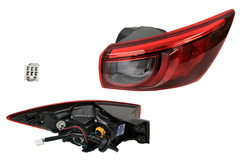 MAZDA CX-3 DK TAIL LIGHT OUTER RIGHT HAND SIDE