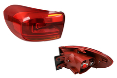VOLKSWAGEN TIGUAN 5N SERIES 2 TAIL LIGHT LEFT HAND SIDE OUTER