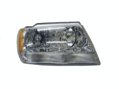 JEEP GRAND CHEROKEE WJ/WG HEADLIGHT RIGHT HAND SIDE
