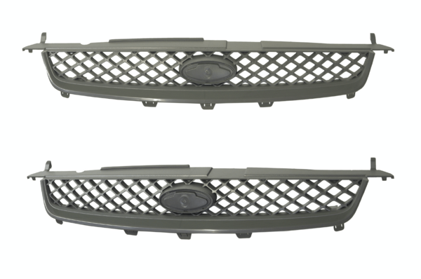 FORD FIESTA WQ GRILLE FRONT
