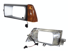 FORD LASER KA HEADLIGHT CASE LEFT HAND SIDE