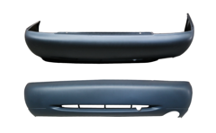 FORD MONDEO HC & HD BAR COVER REAR