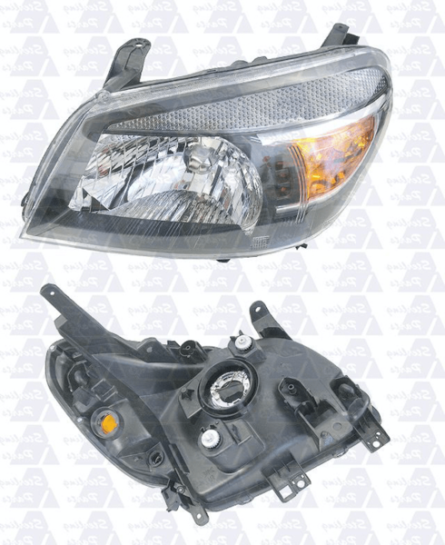 FORD RANGER PK HEADLIGHT LEFT HAND SIDE