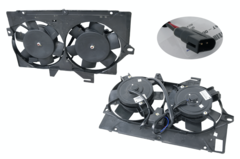 FORD TRANSIT VH A/C CONDENSER FAN