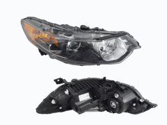 HONDA ACCORD EURO CU HEADLIGHT RIGHT HAND SIDE