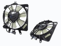 HONDA JAZZ GD A/C CONDENSER FAN